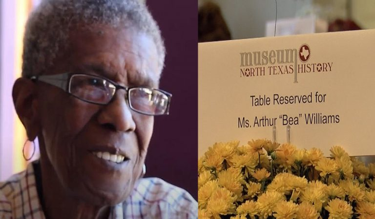 Texas Community Organizes Gift Cards TO 88-YEAR-OLD Lady To Make On Her Birthday